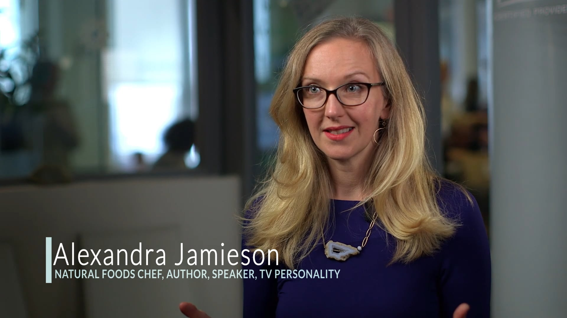 Women In Women's Health_Sizzle -ROD WEBER DP/EDITOR