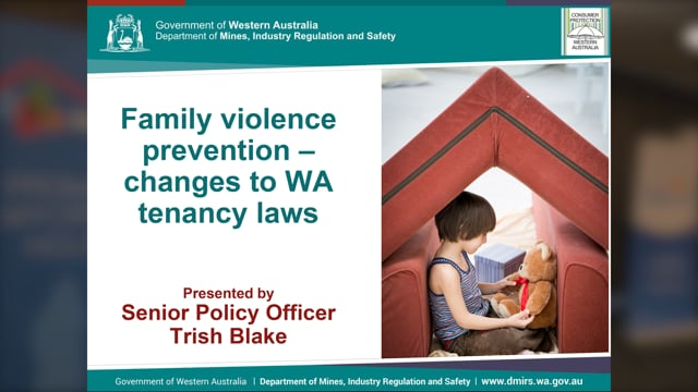 Landlords' event to unpack WA tenancy law changes
