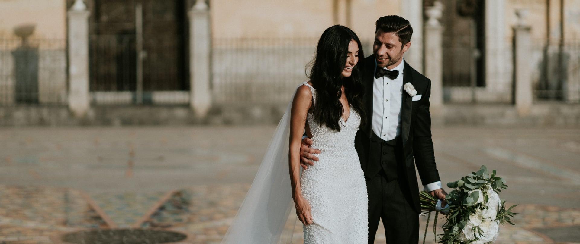 Natalie & Mark Wedding Video Filmed at Positano, Italy
