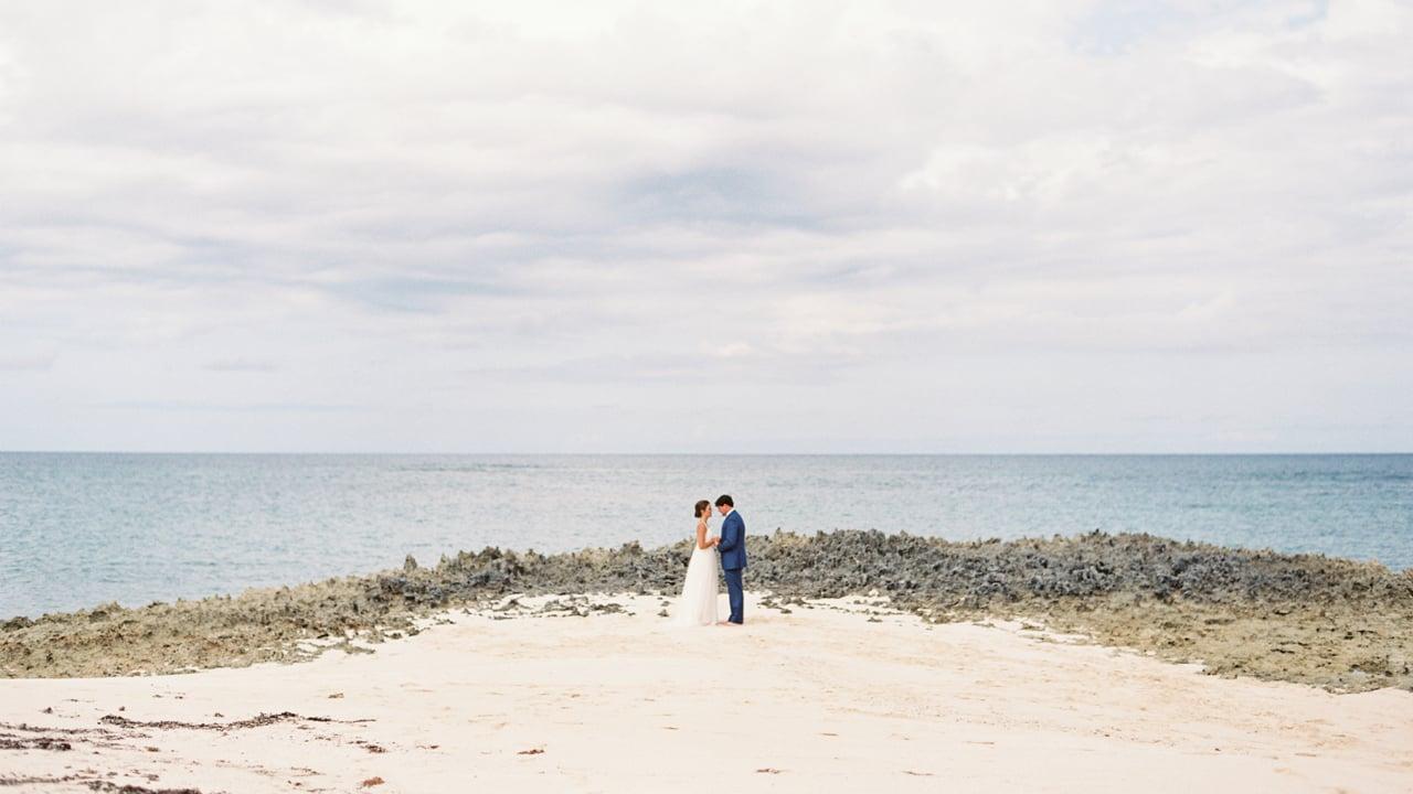 Hope Town Bahamas Wedding