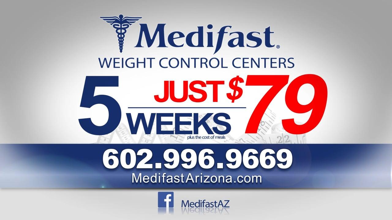Medifast in AZ Five Weeks ONLY $79