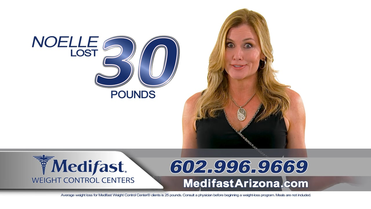 Success Story Noelle Lost 30lbs at Medifast AZ