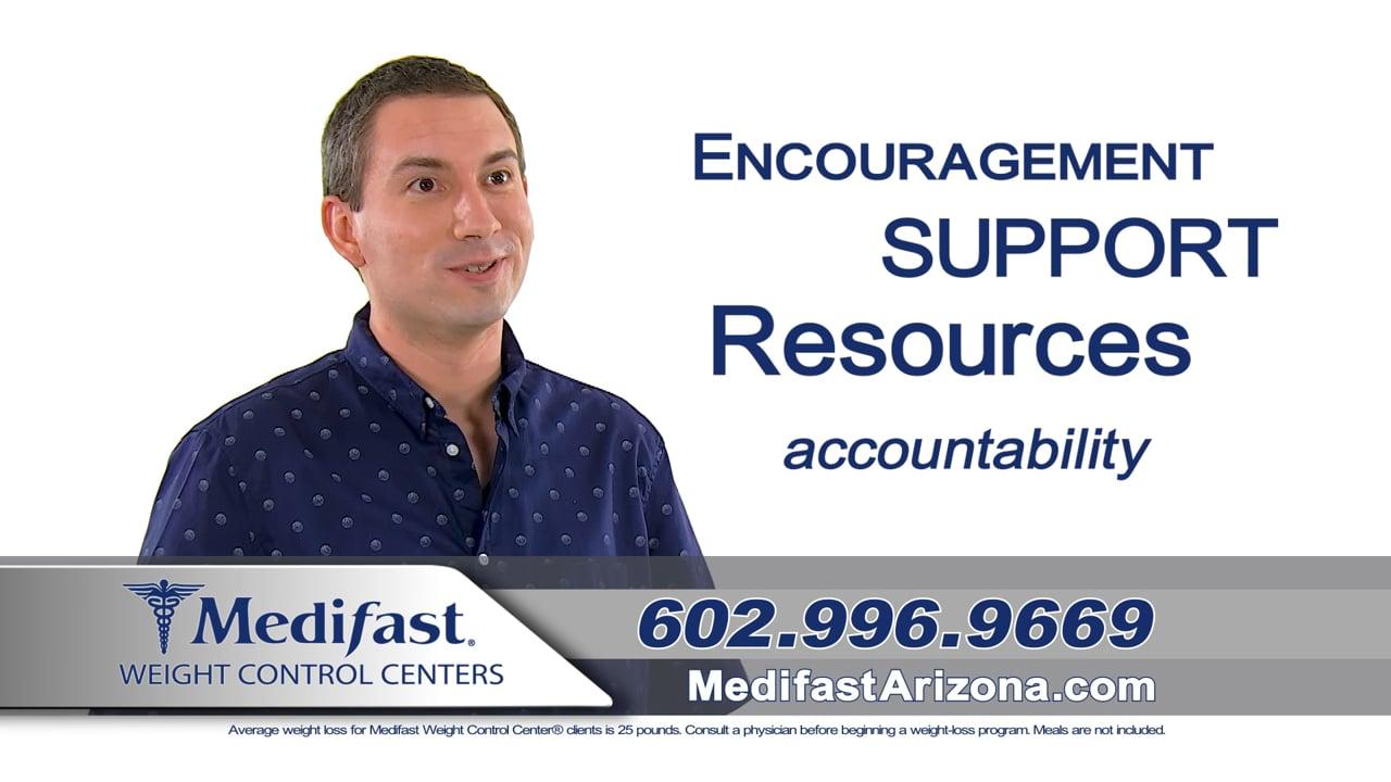 Success Story Matt Lost 72lbs at AZ Medifast