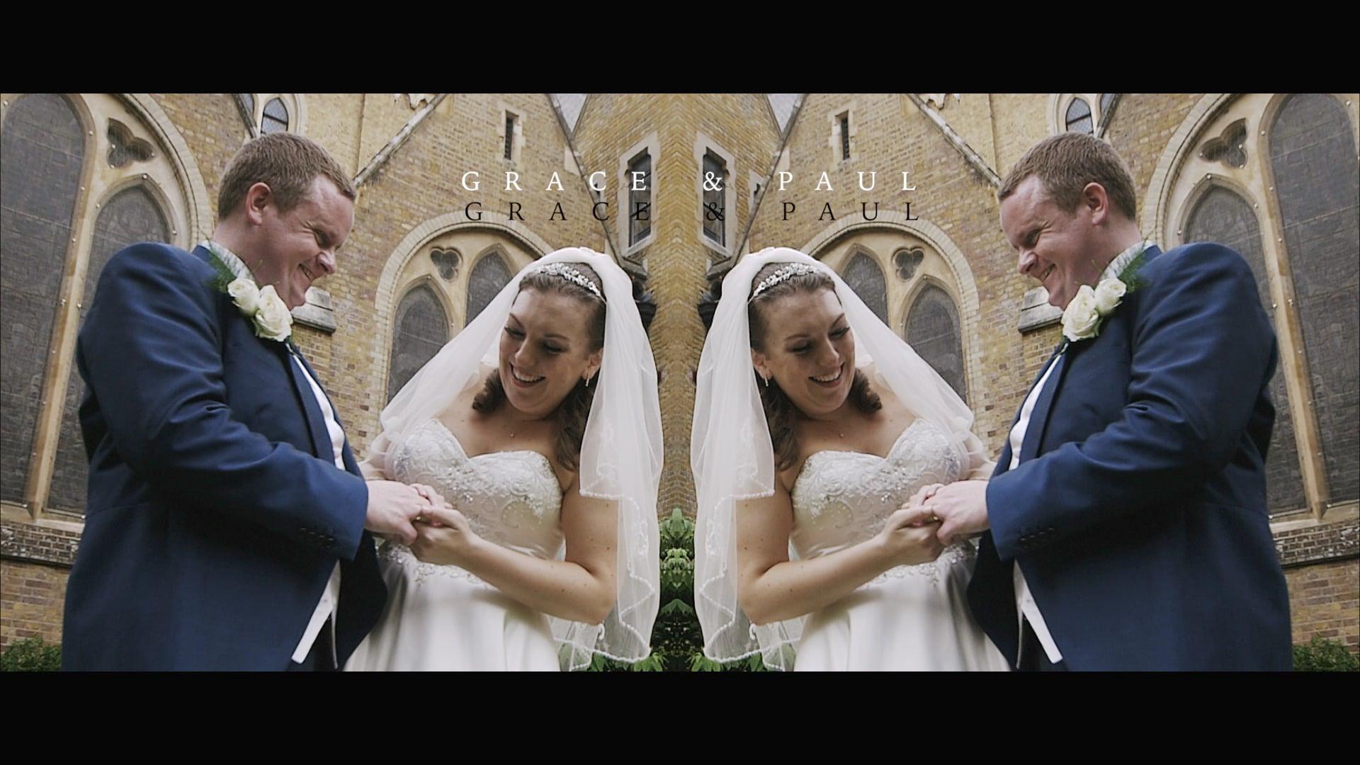 Grace and Paul | Wedding film