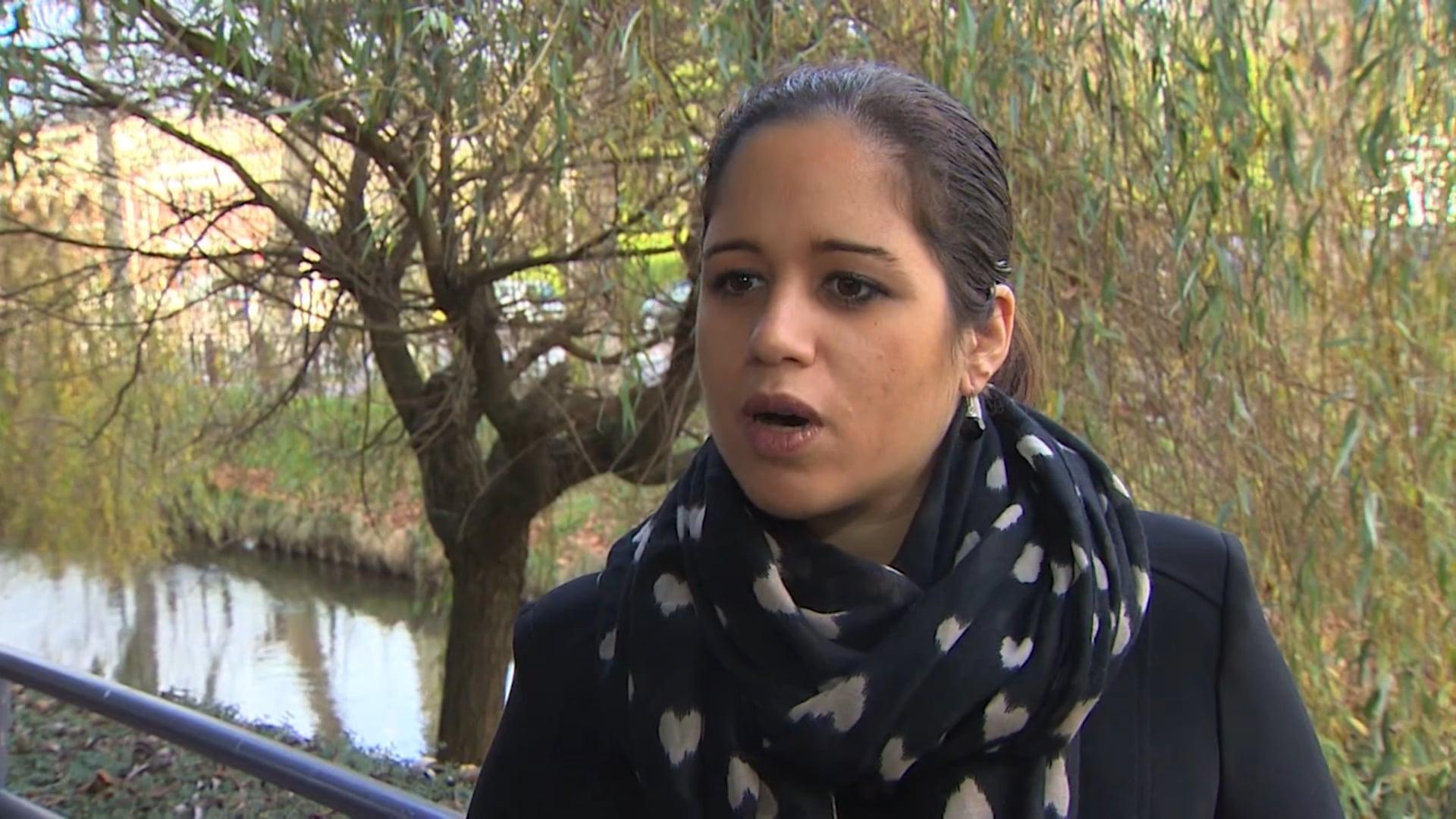Témoignage mère et fille embrigadée par Daesh, interrogée par Laura BOUZAR, reportage CNN