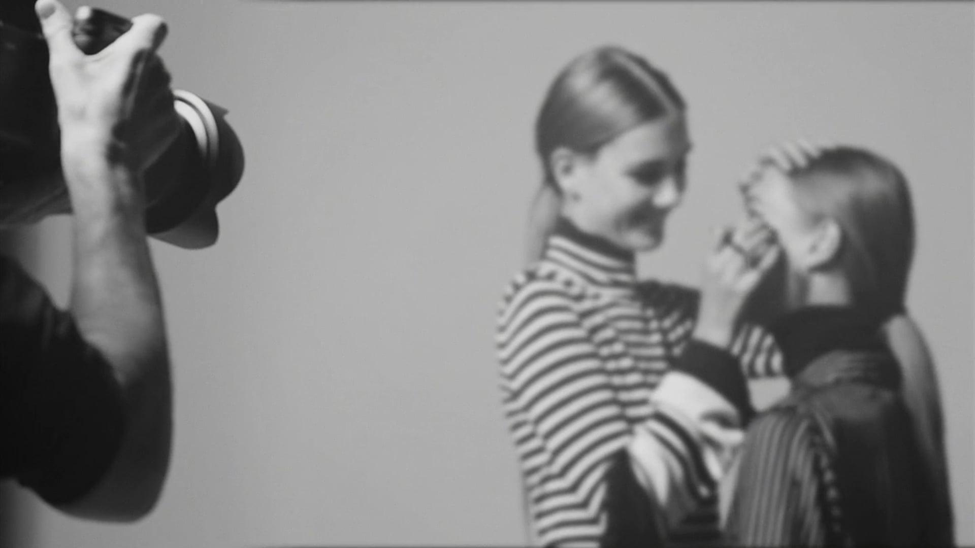 Hinter Den Kulissen BTS by Michel Comte, Berlin 2017