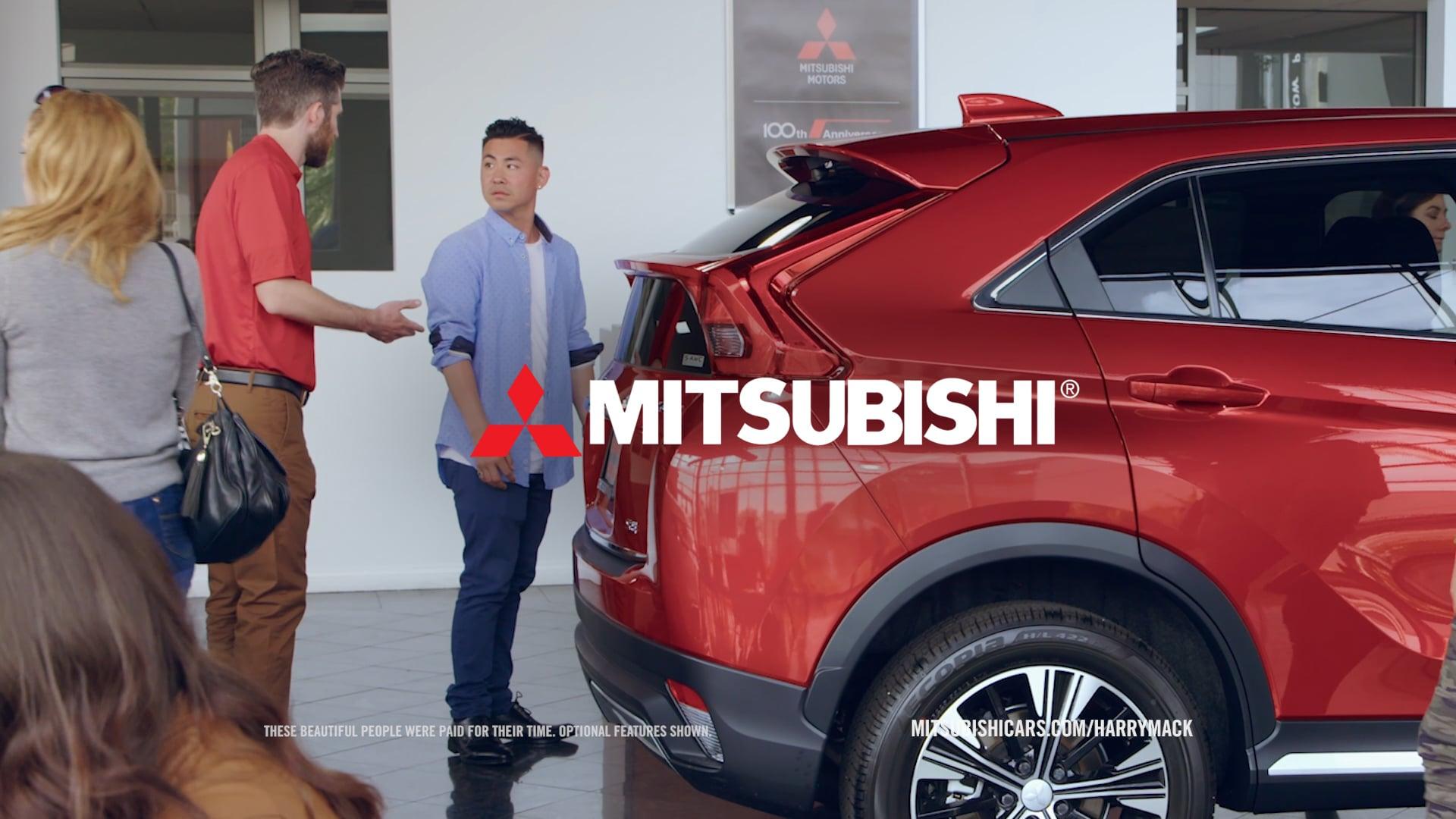 """Freestyle Test Drive"" TV Spot - Mitsubishi"