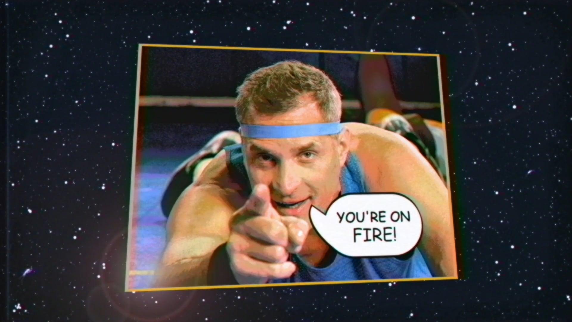 Christian Laettner's Workout | truTV_E02