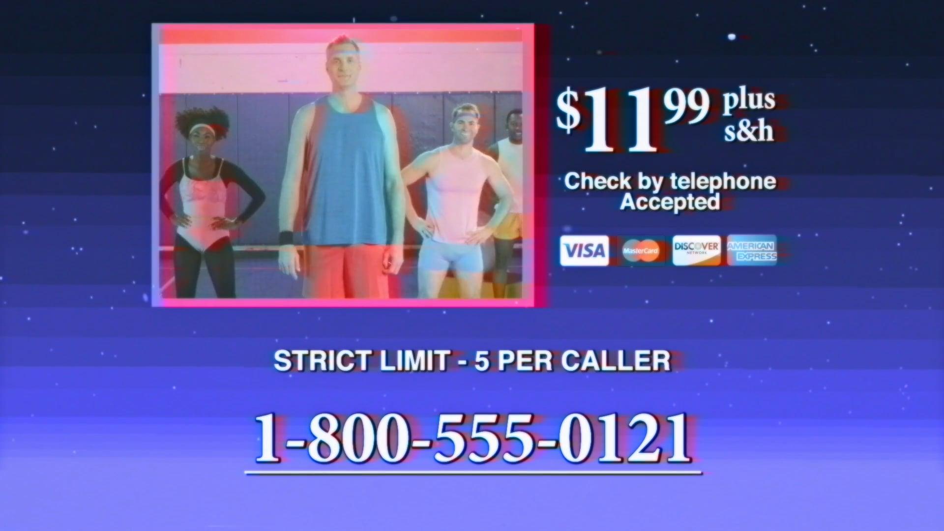 Christian Laettner's Workout | truTV_E01
