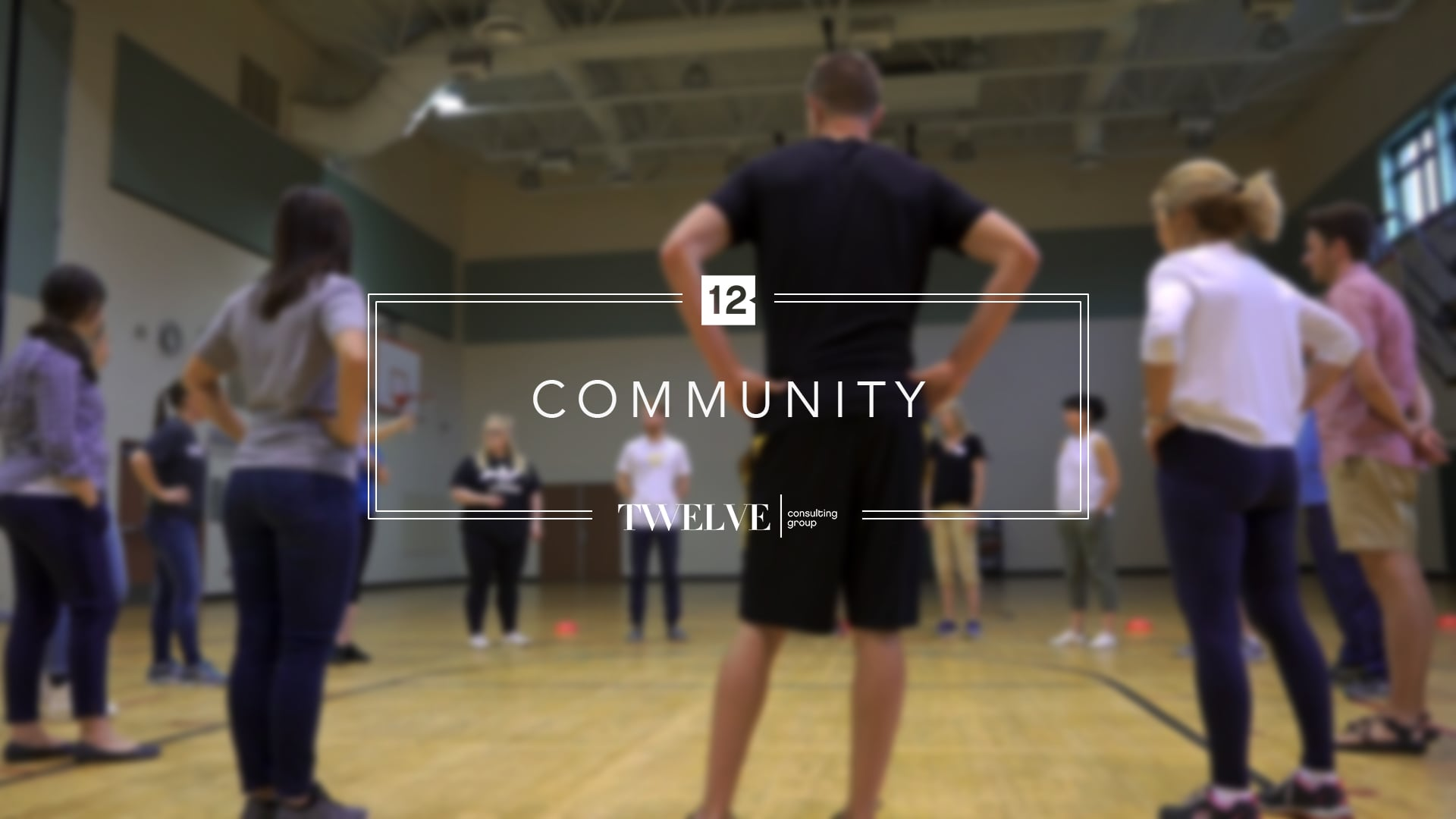 Twelve in the Community