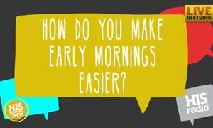 An Alarming Start to the Day: How Do You Wake Up?