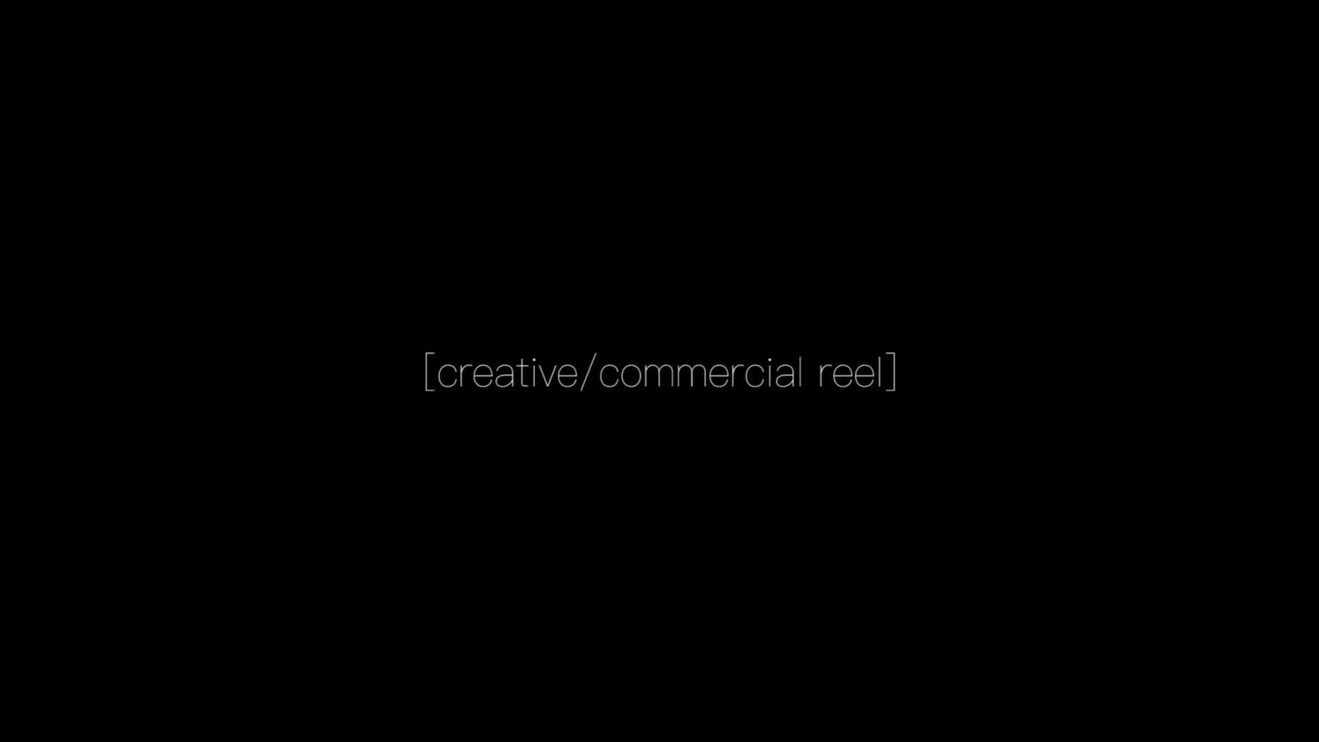 Philip Rabalais Reel [creative/commercial]