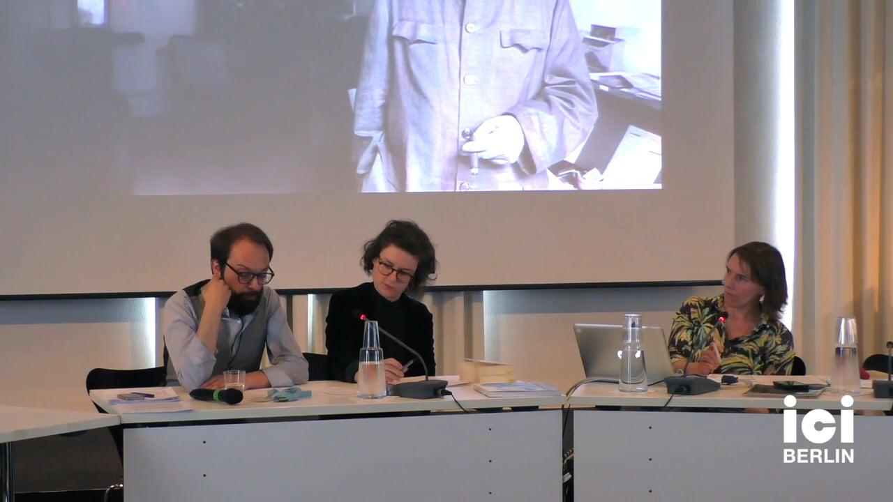 Introduction by Julie Gaillard and Francesco Giusti