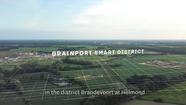 Brainport Smart District  -  SterkWerk