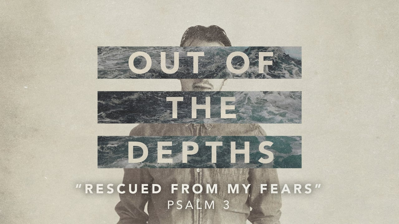 Rescued From My Fears