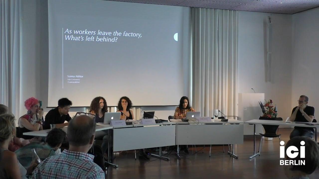 Introduction by Rosa Barotsi