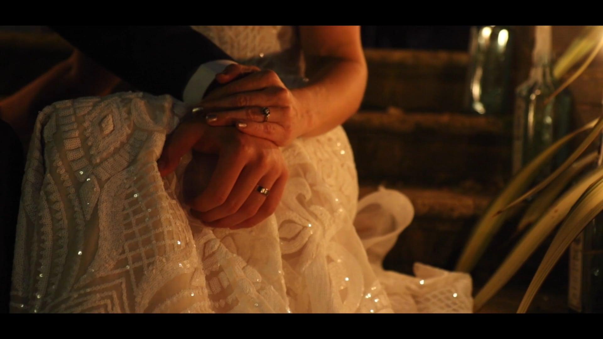 Chris & Stephanie's Wedding Day Movie, Timsbury Manor, 23rd Sept 2017