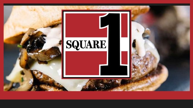 Social Video for Square1 Burger in Fort Myers, FL.