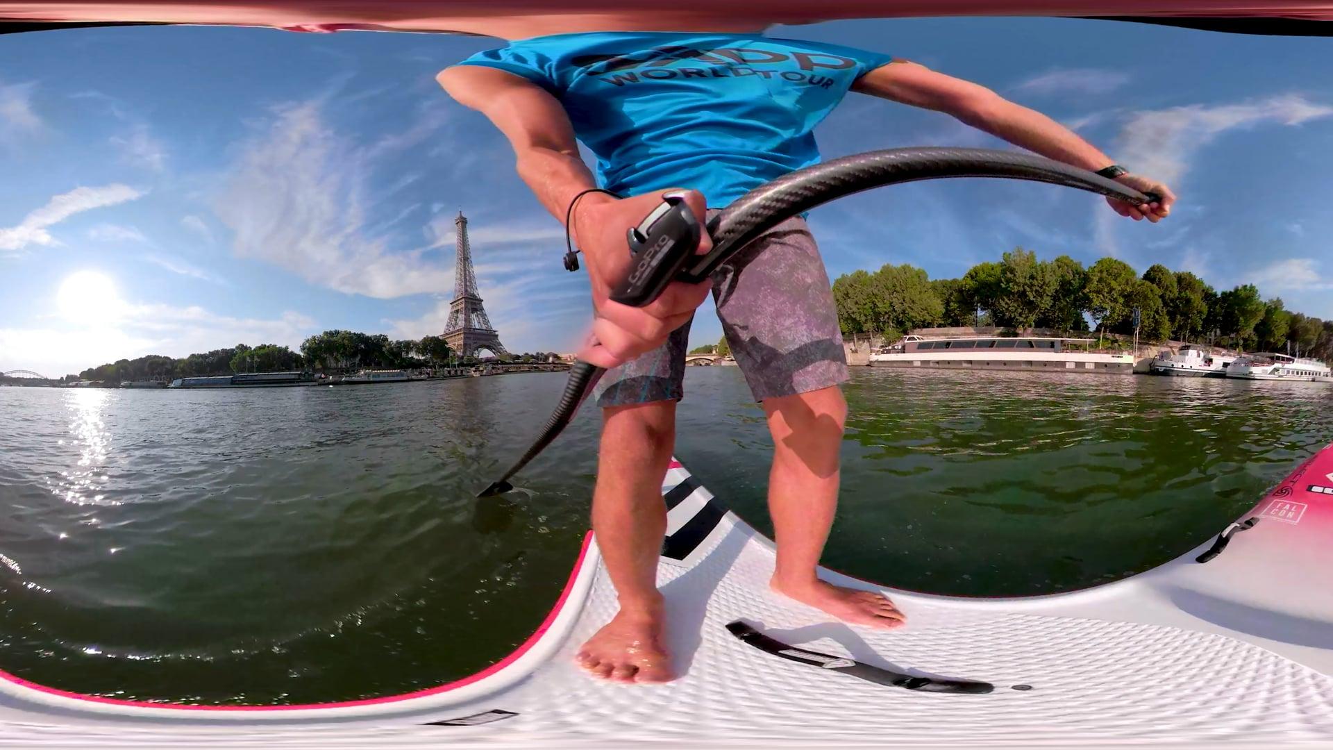 Paris SUP Open Replays