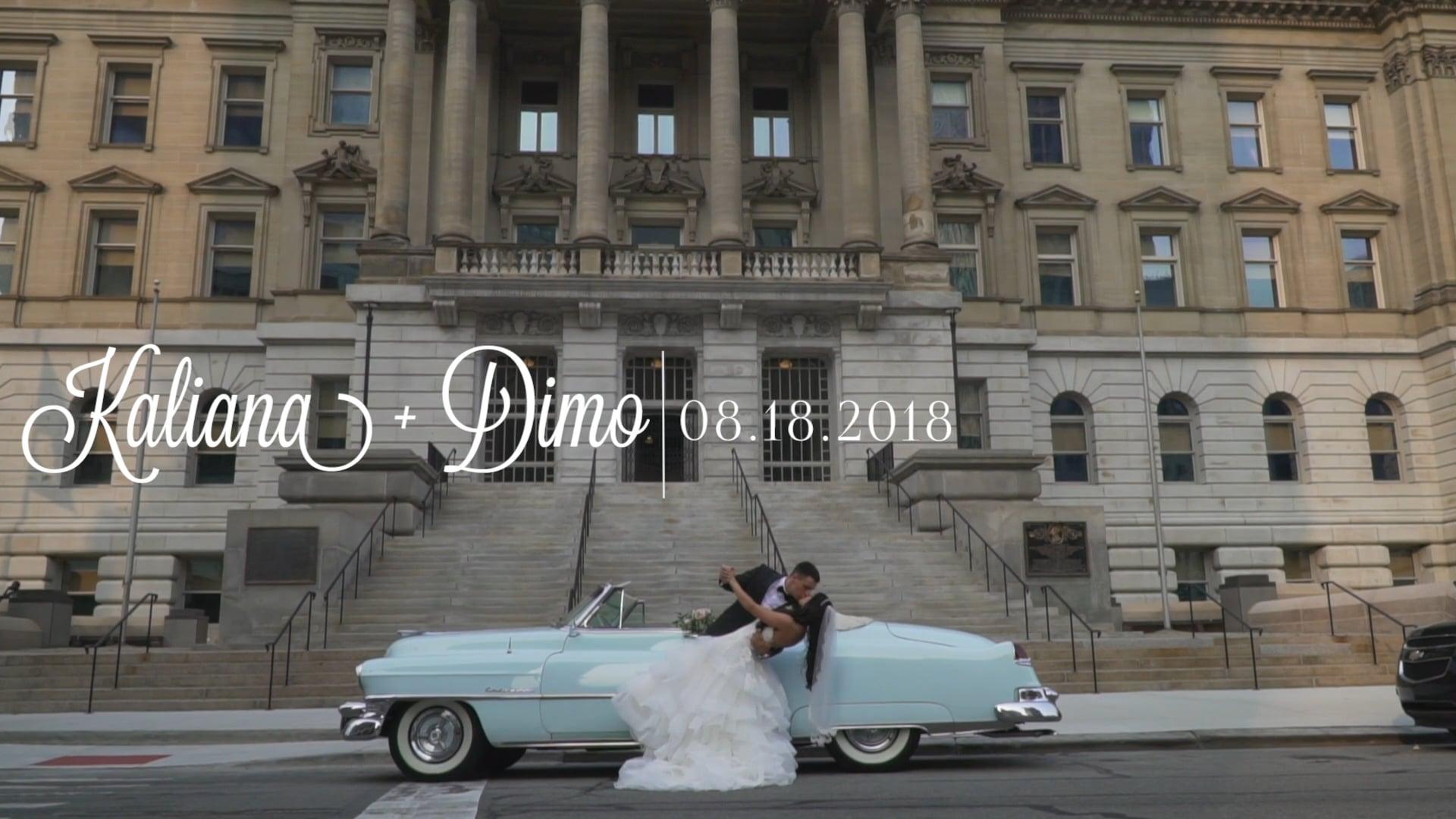 KALIANA + DIMO .The Trailer