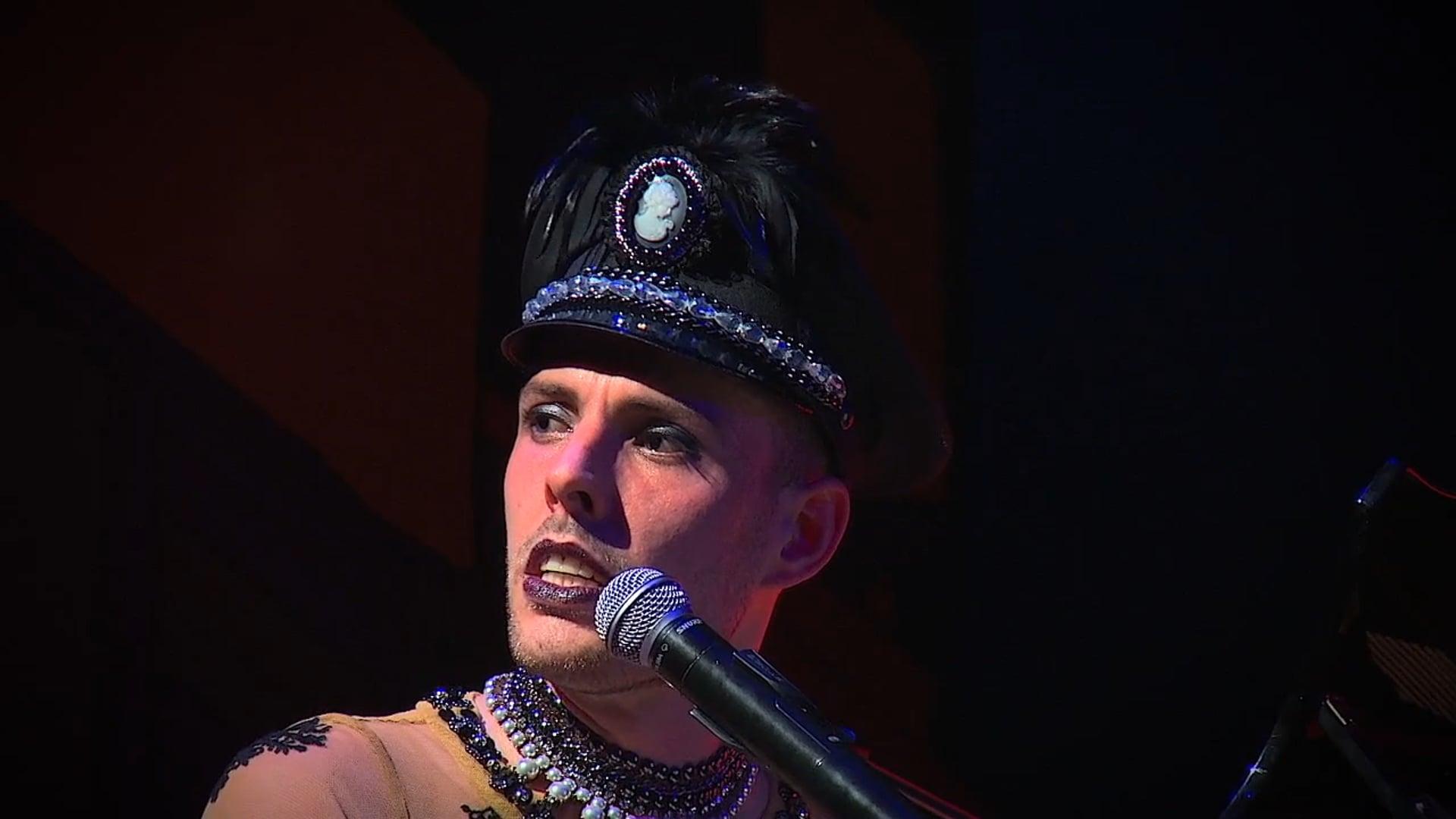 What makes a man a man - song