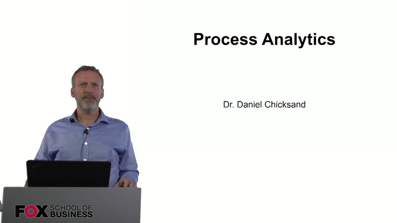 60903Process Analytics