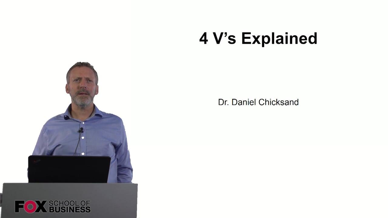 608744 V's Explained