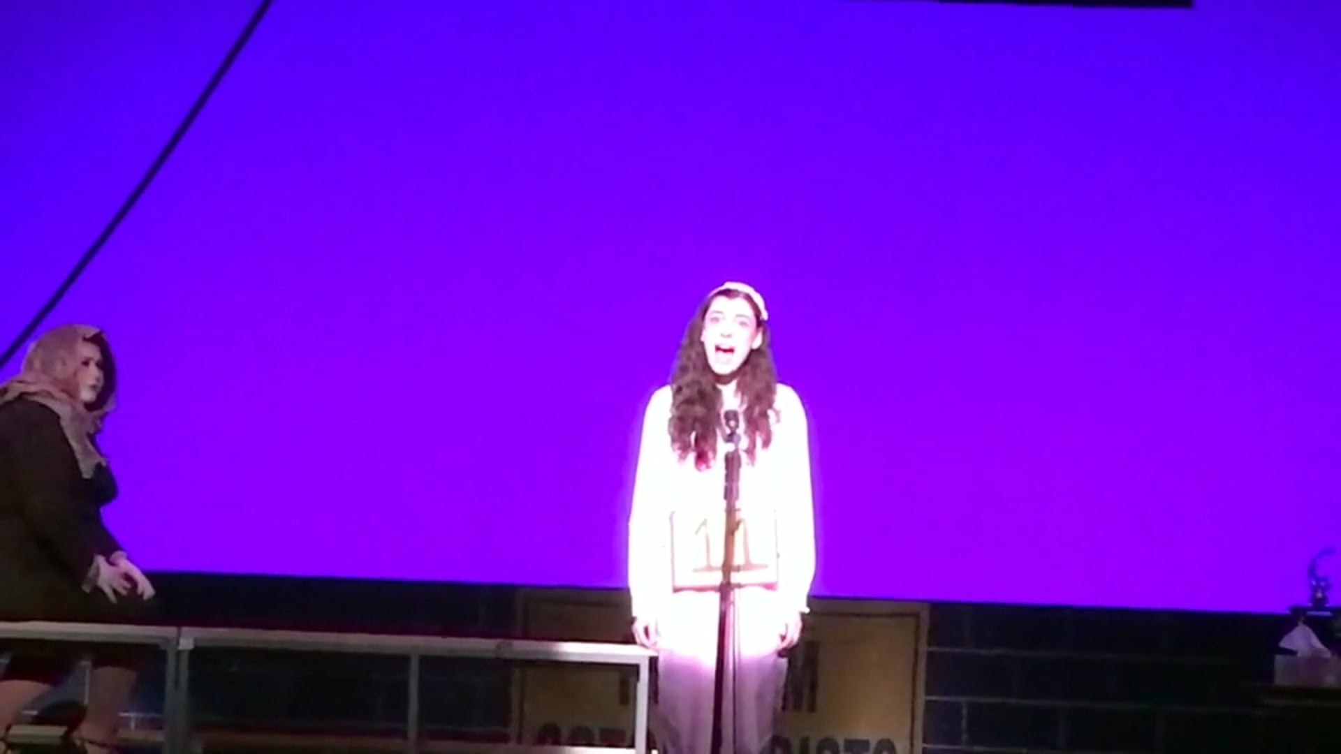 The I Love You Song-Spelling Bee- Emma Freeman