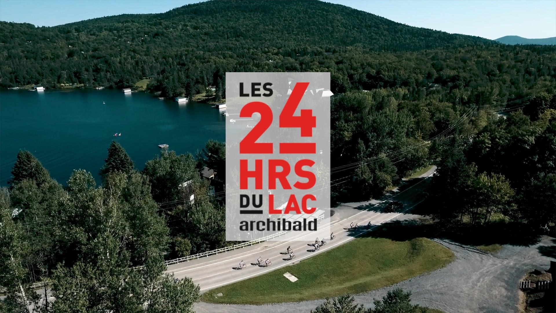 Les 24hrs du Lac Archibald 2018