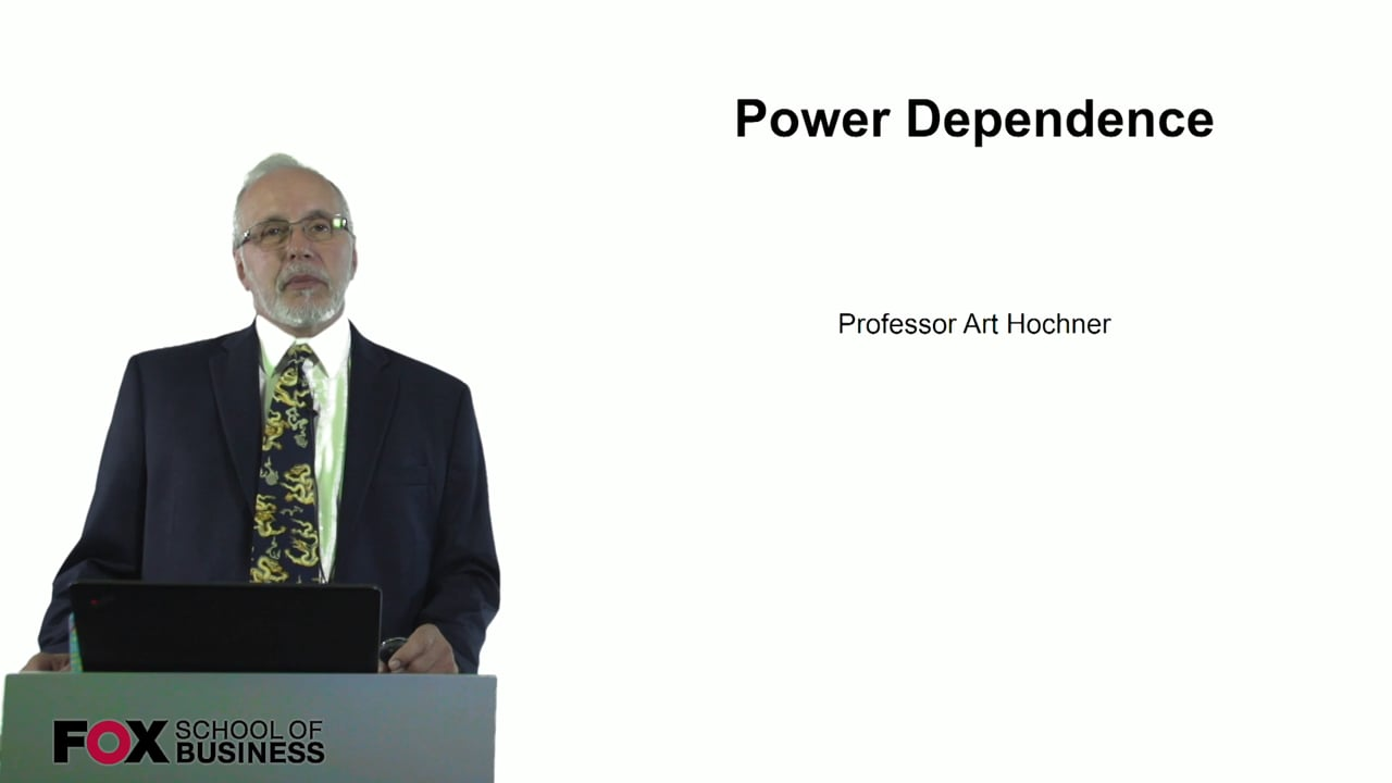 60728Power Dependence