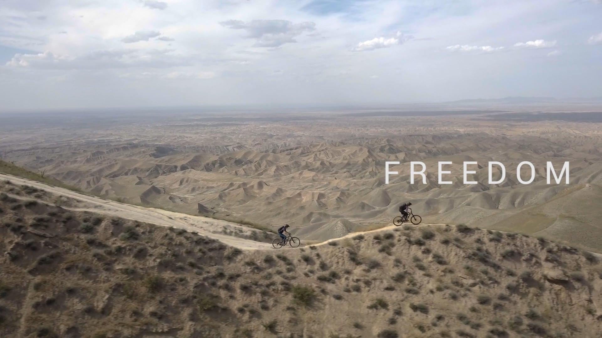 FREE RIDING IRAN - Trailer