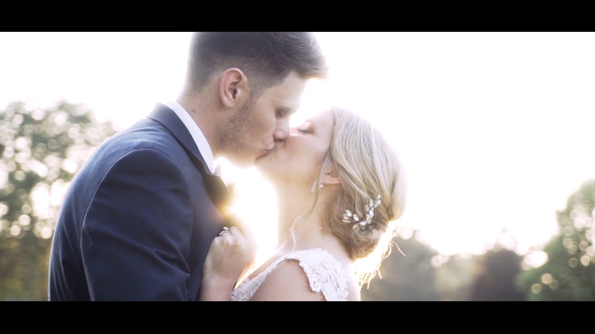 """The Story Begins"" Devin & Logan Wedding Highlight"