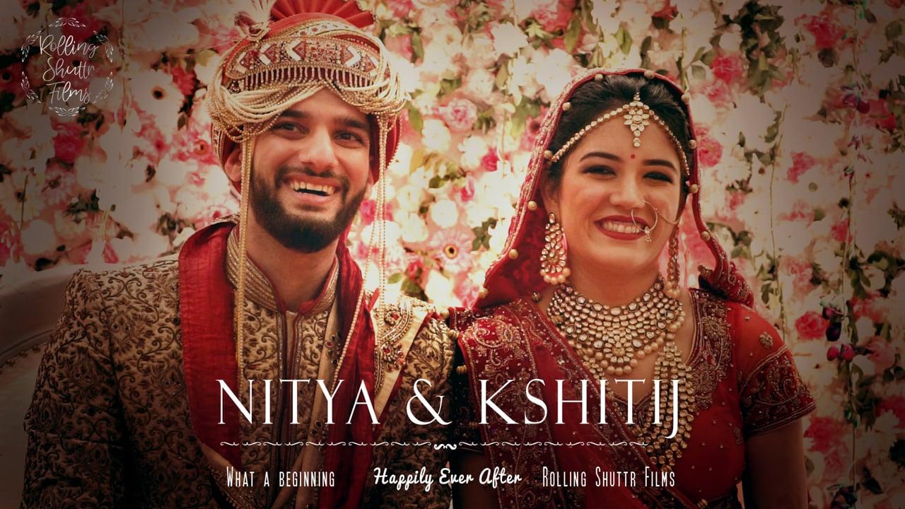 Kshitij & Nitya Wedding Trailer