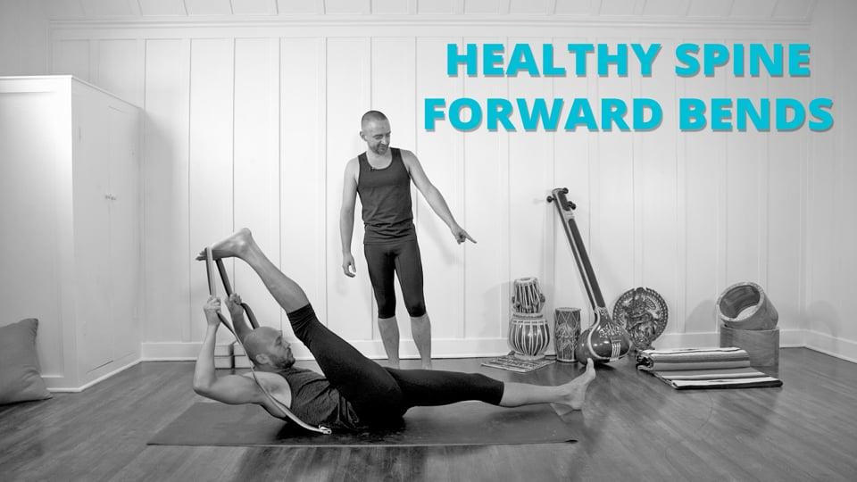 Healthy Spine Forward Bends