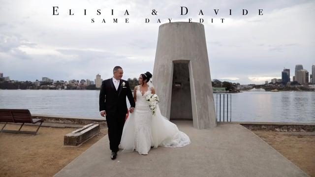 Elisia & Davide Test