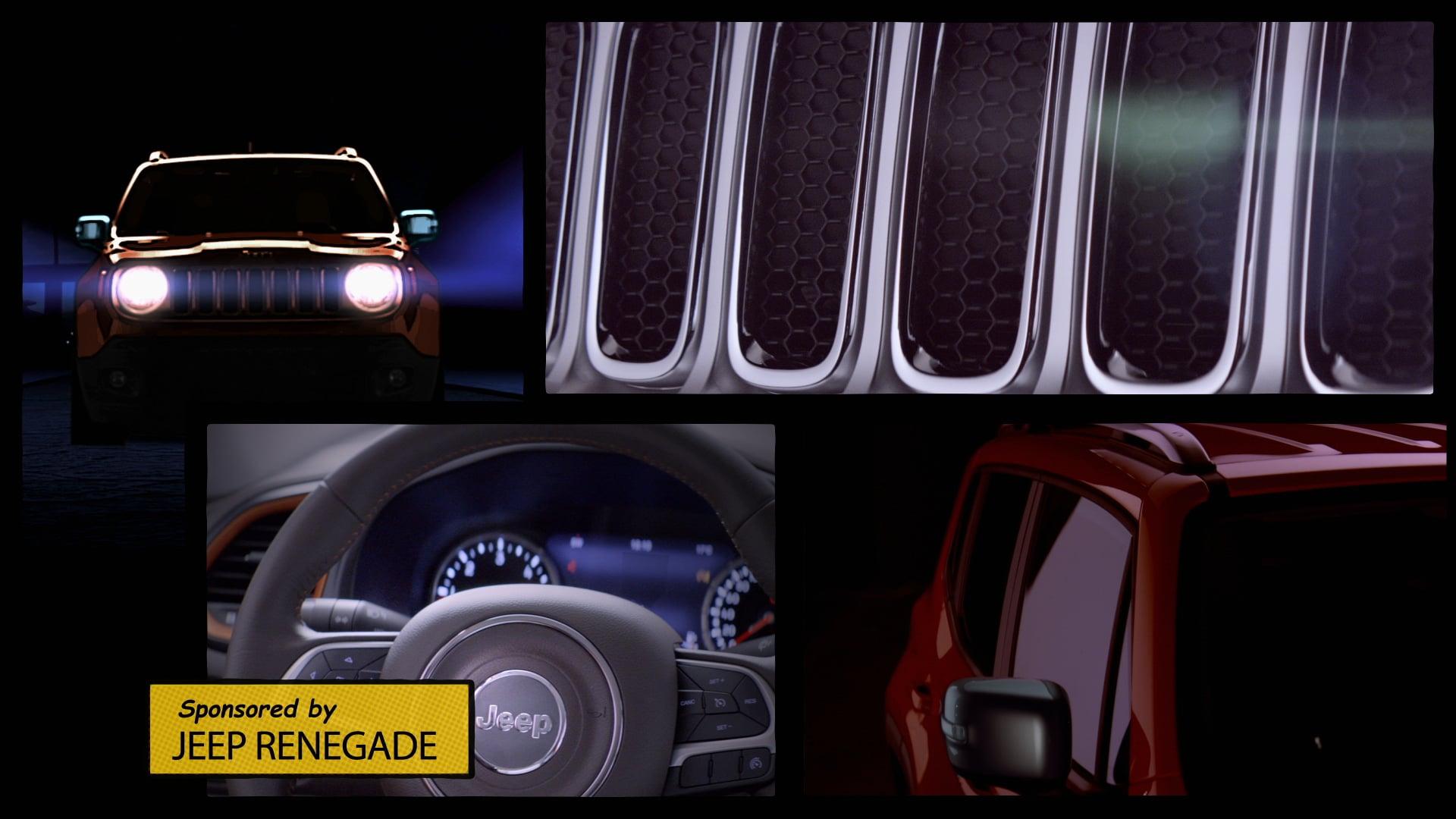 Jeep Renegade - Gotham