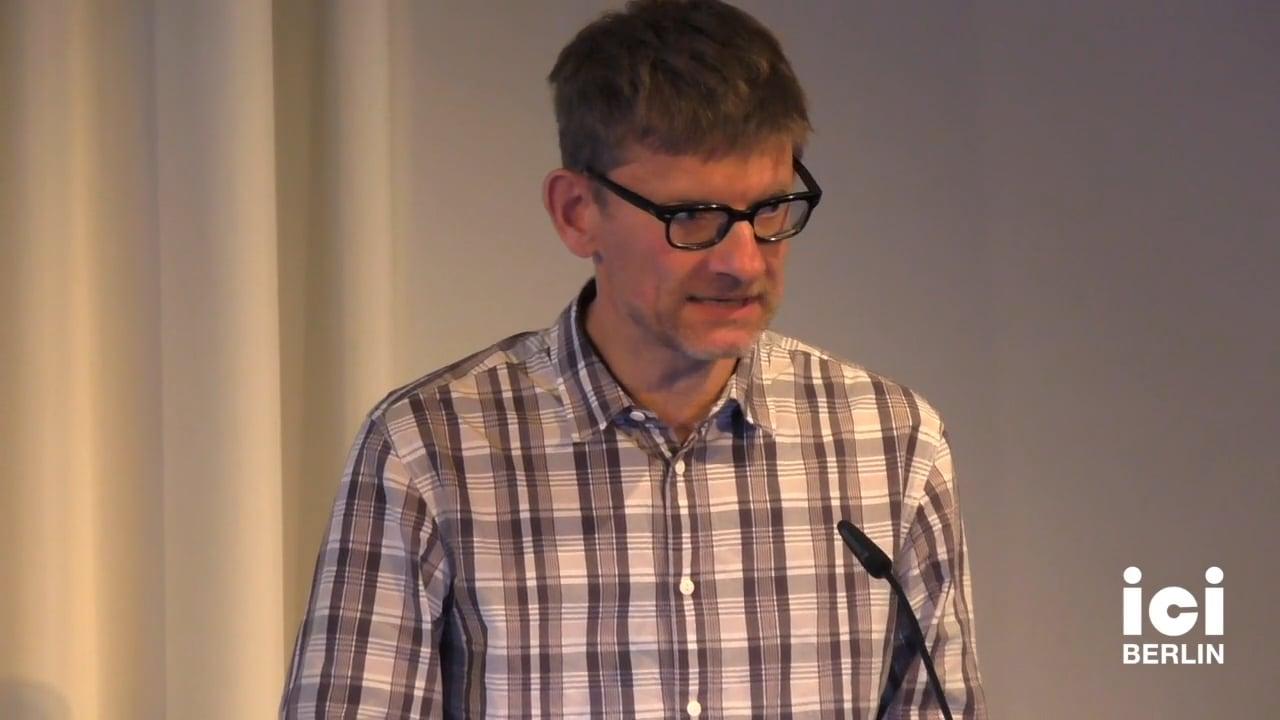 Introduction by Dirk Naguschewski
