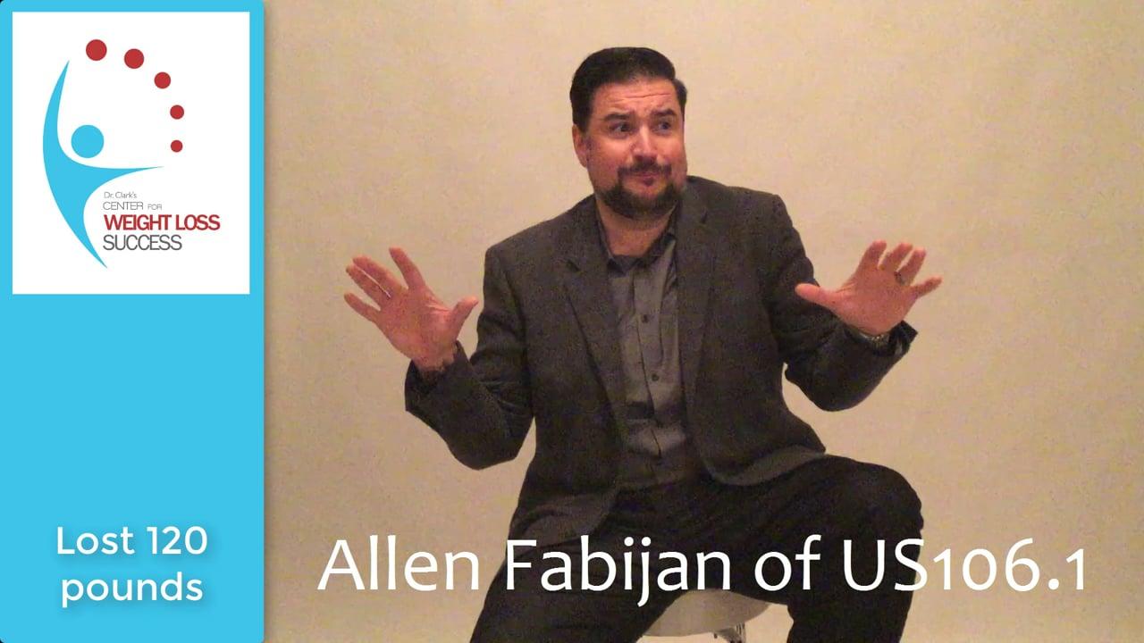 Allen Fabijan - Choosing Dr Clark