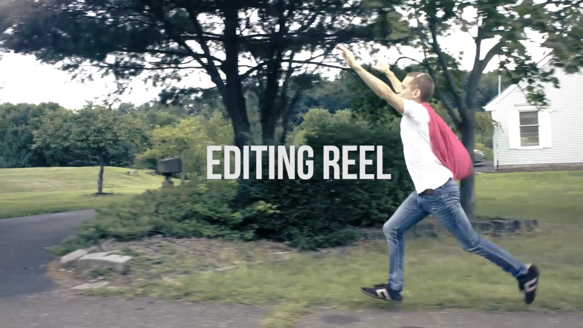 Alex Alessi Editing Reel