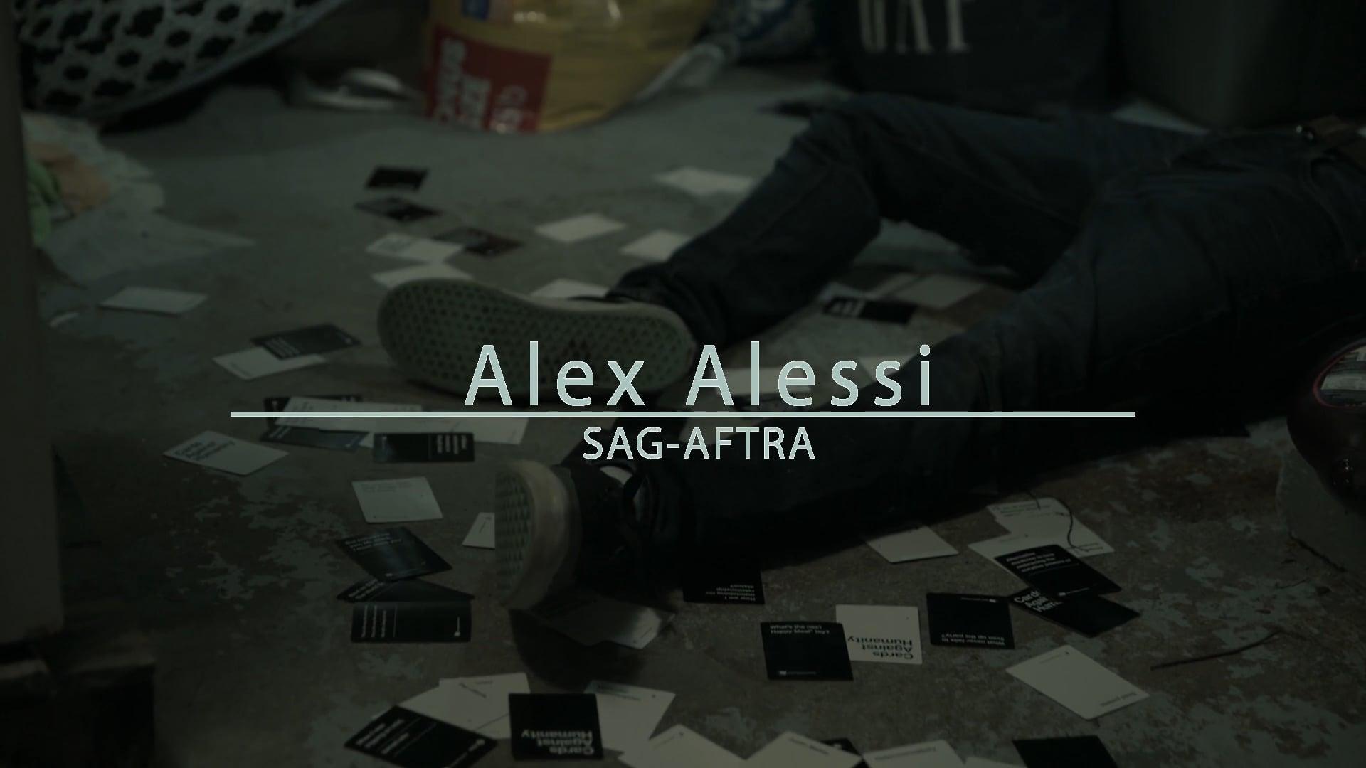 Alex Alessi Screen Reel