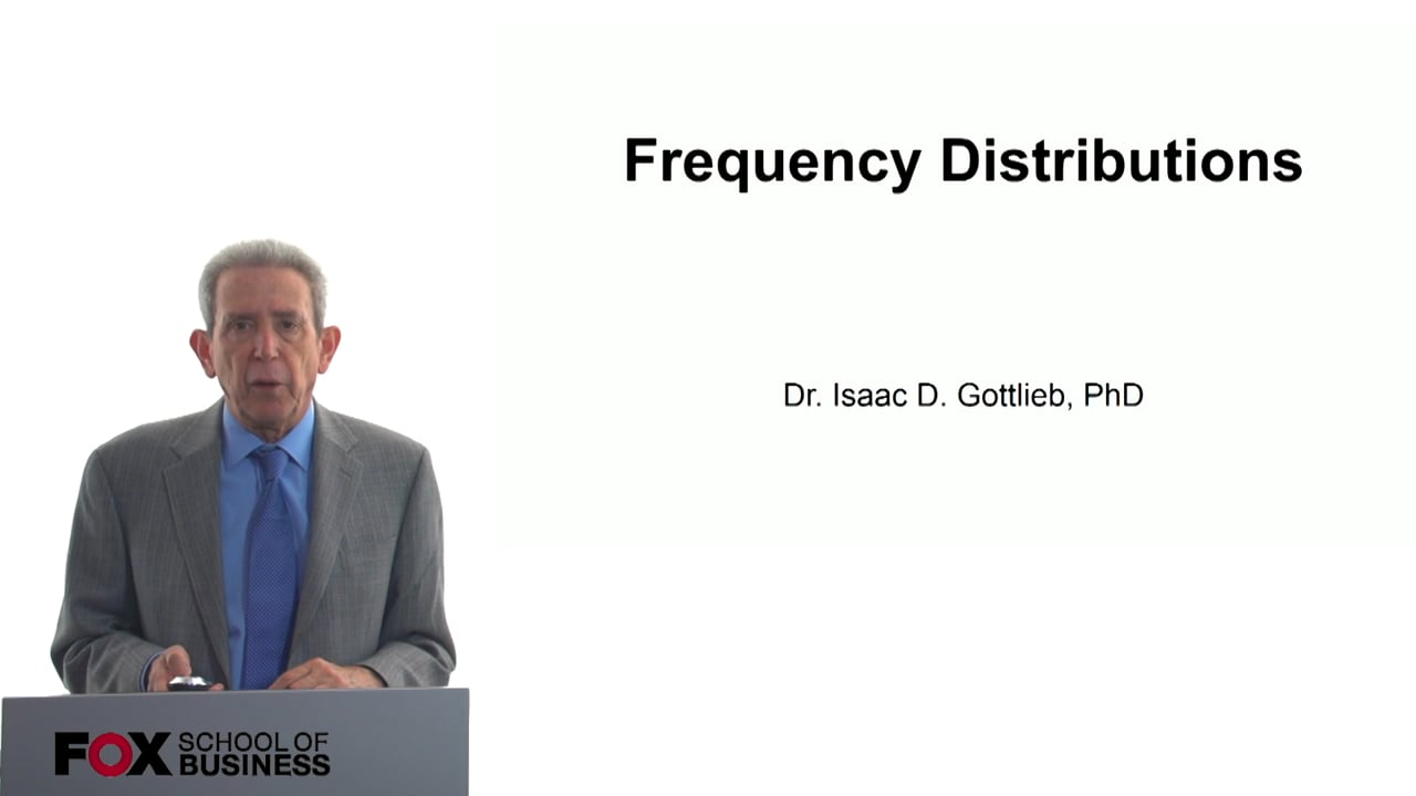 57783Frequency Distribution