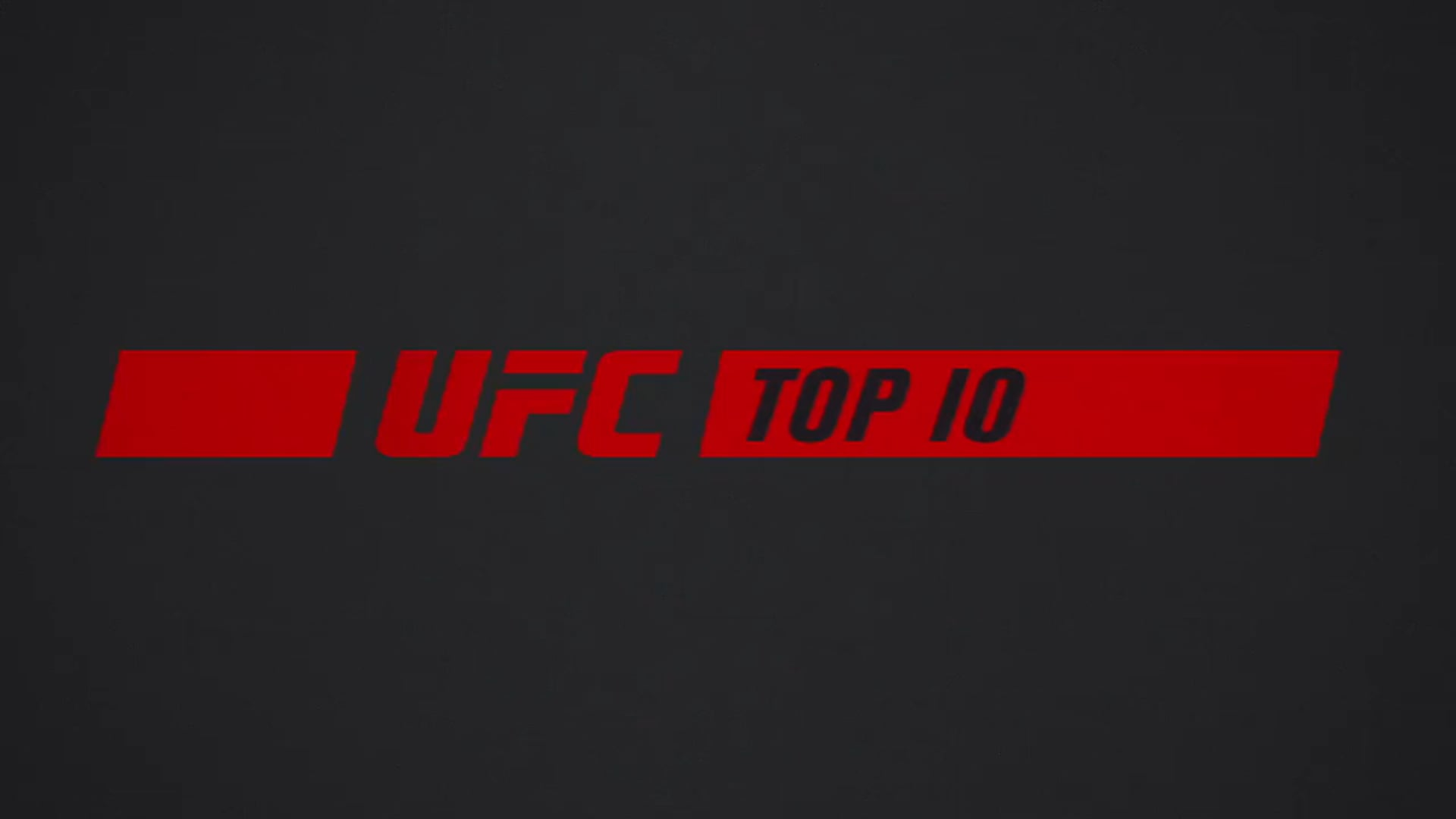 UFC Top 10 | Theme Song