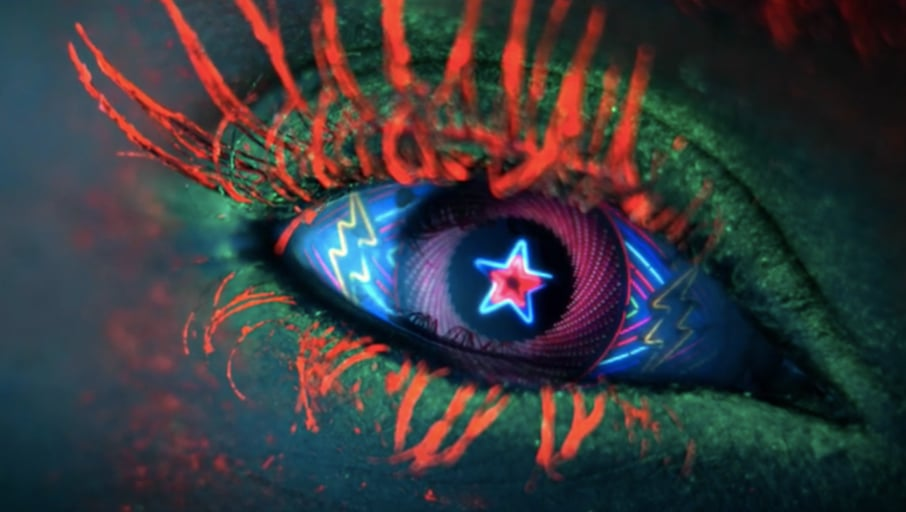 Celebrity Big Brother - The Eye Of The Storm