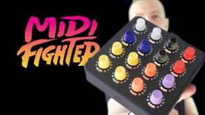 MIDI Fighter Twister