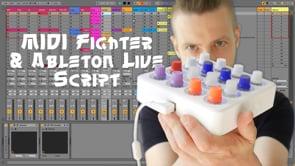 MF Twister z Ableton Live (skrypt)