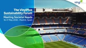 Highlights from the VinylPlus Sustainability Forum 2018 Thumbnail