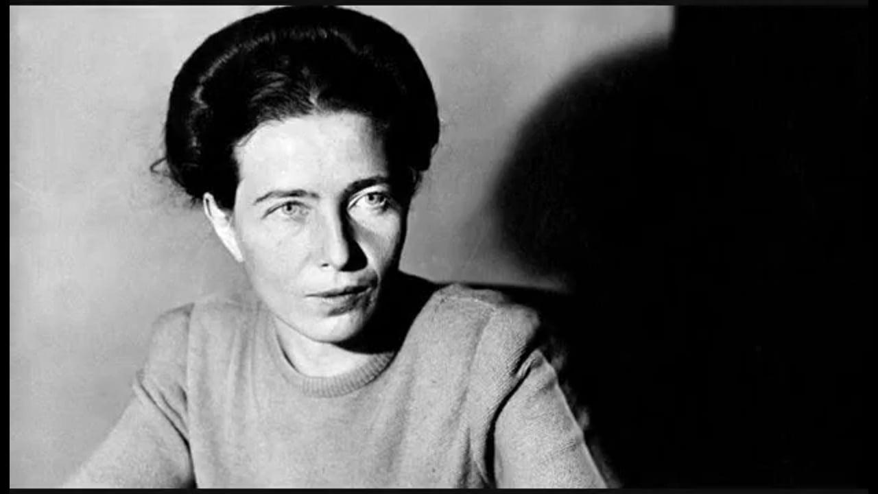 Remembering Simone de Beauvoir on NPR