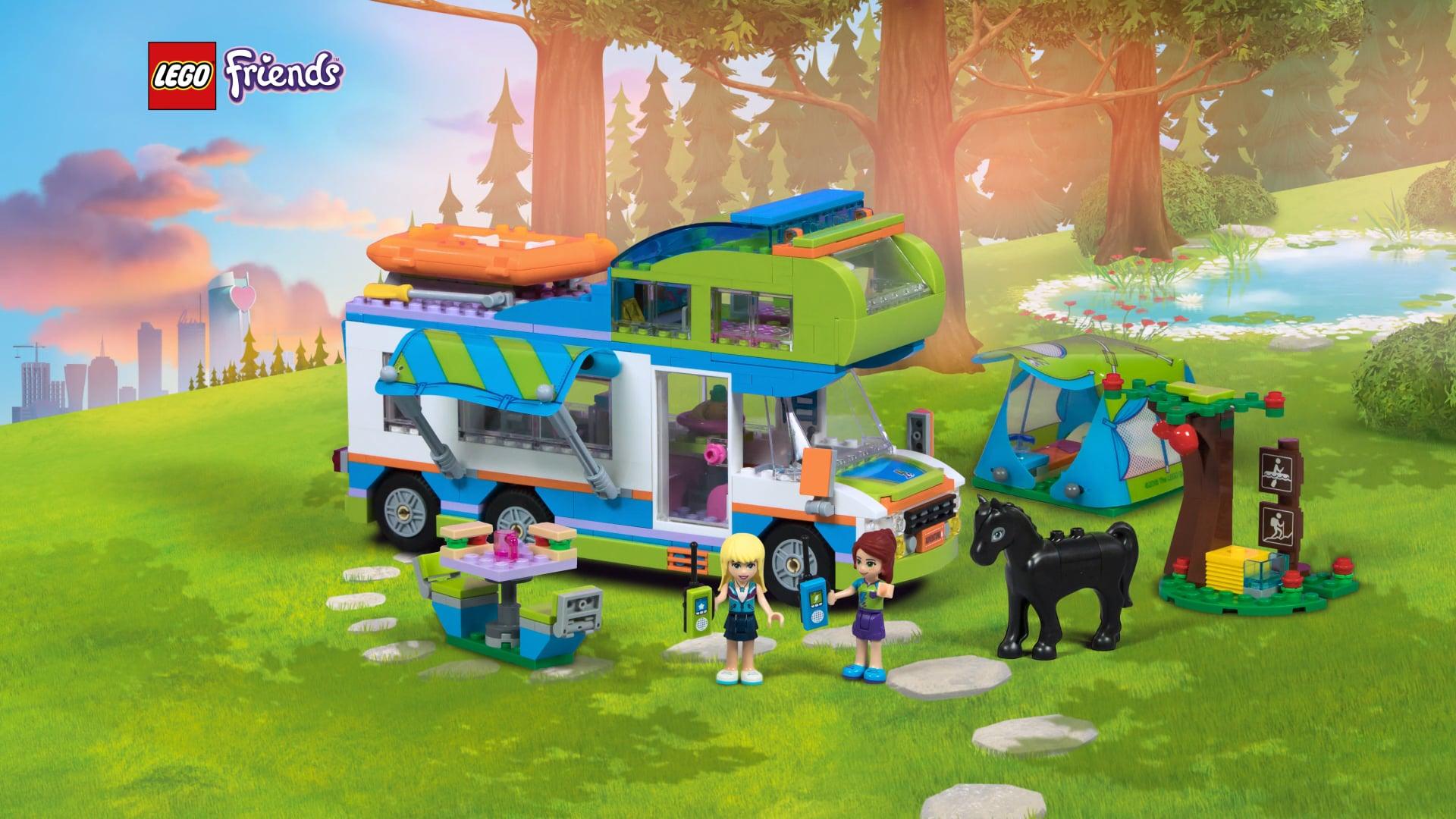 Lego Friends - Camper van
