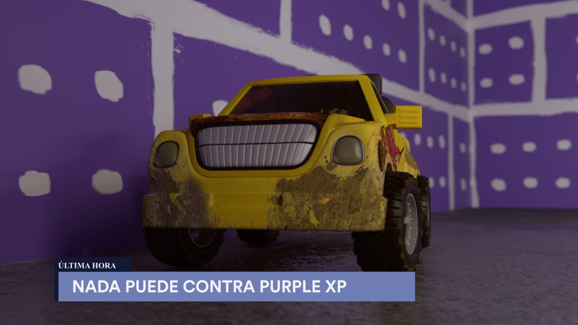 National Gypsum Purple XP Impact Resistance