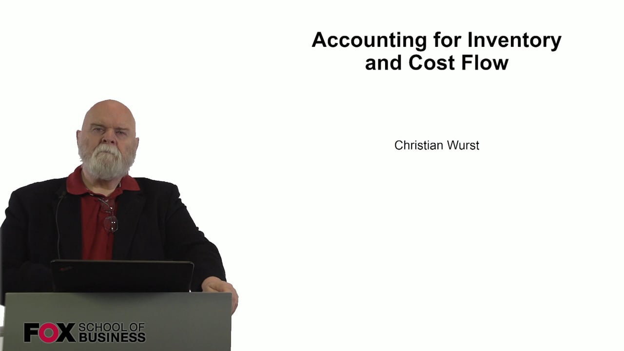 60935Accounting for Inventory and Cost Flow